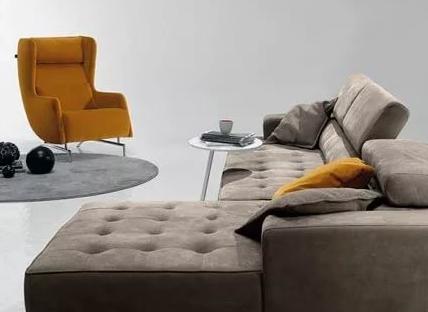 угловой диван изюминка интерьера