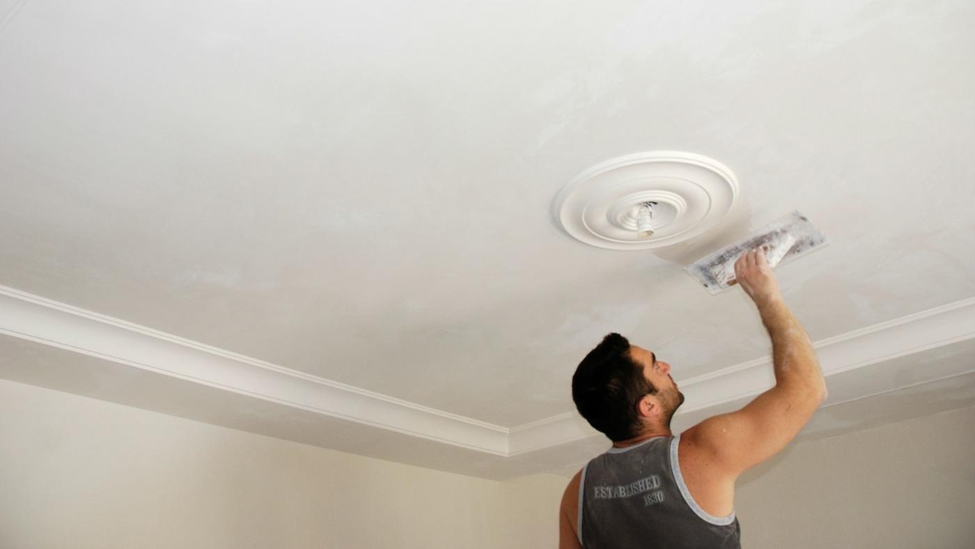 Выравниваем потолок своими руками фото