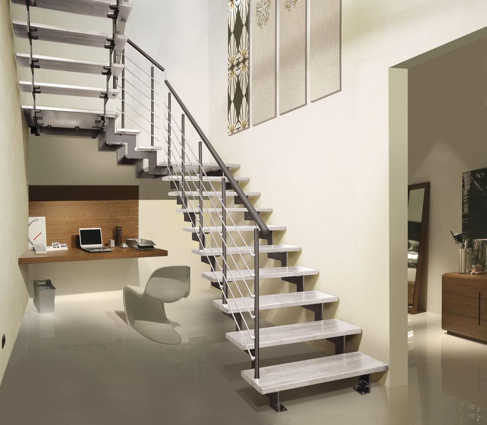 Маршевая лестница фото
