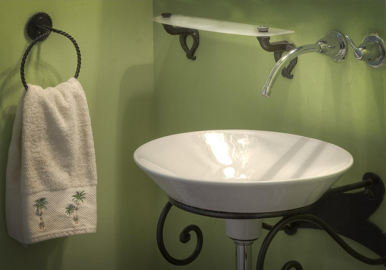 Раковина для ванной дизайн