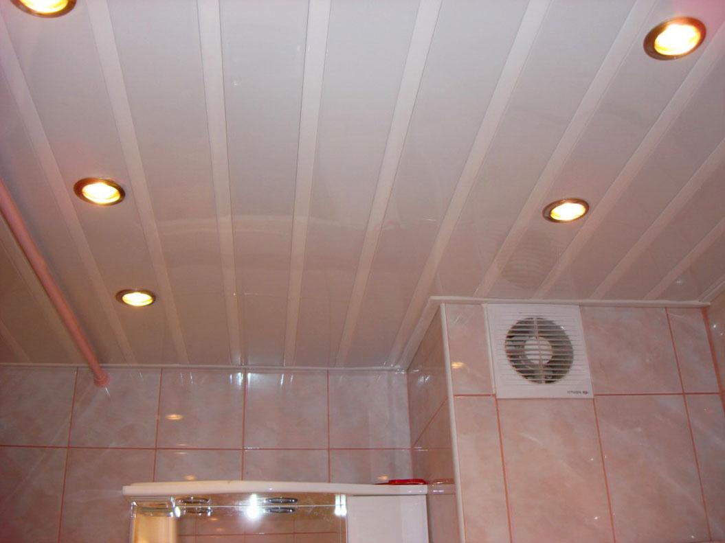 Подвесной потолок из пвх панелей своими руками