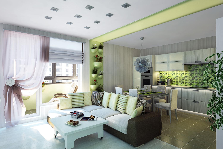 Дизайн-проект квартиры фото3
