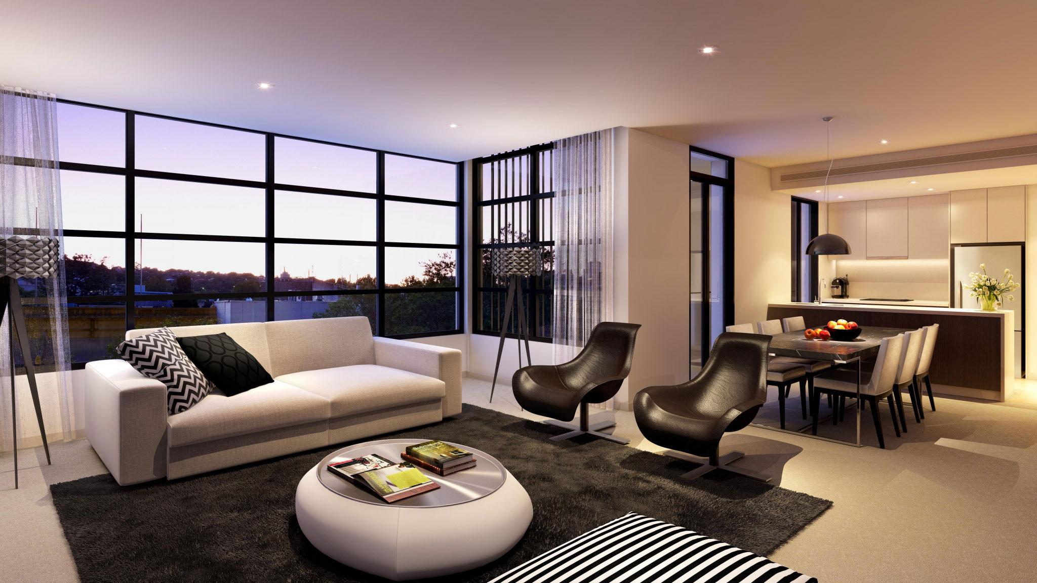 Дизайн-проект квартиры фото