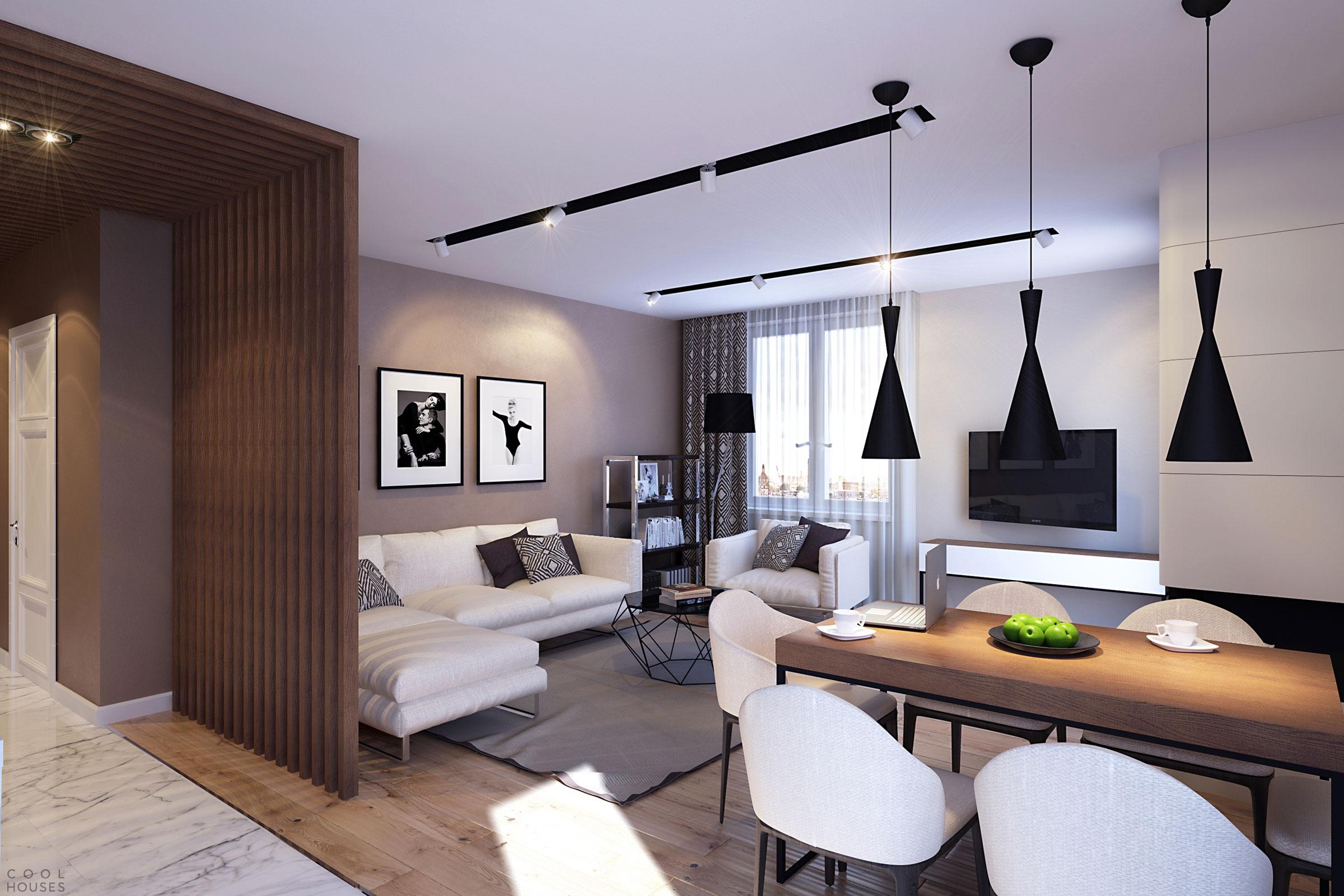 Дизайн-проект квартиры фото2