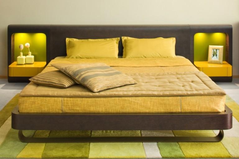 Как выбрать хорошую двуспальную кровать фото2