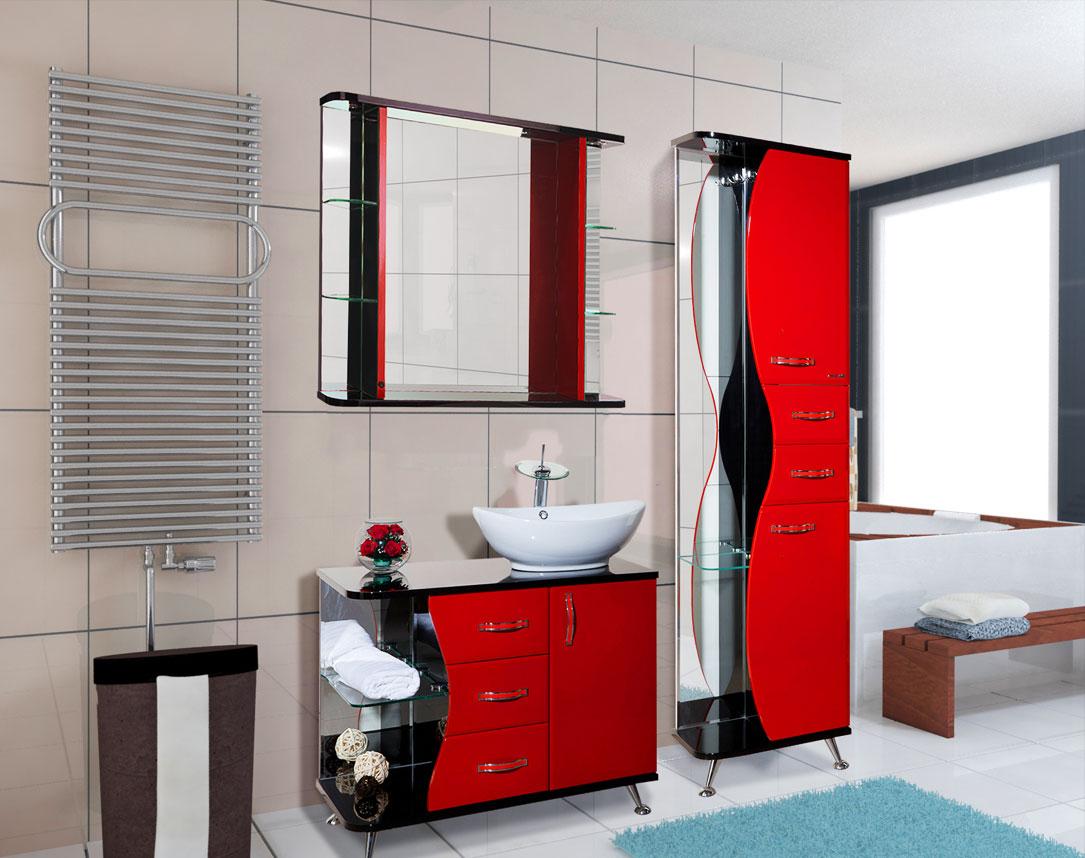 Выбор мебели для ванной комнаты фото
