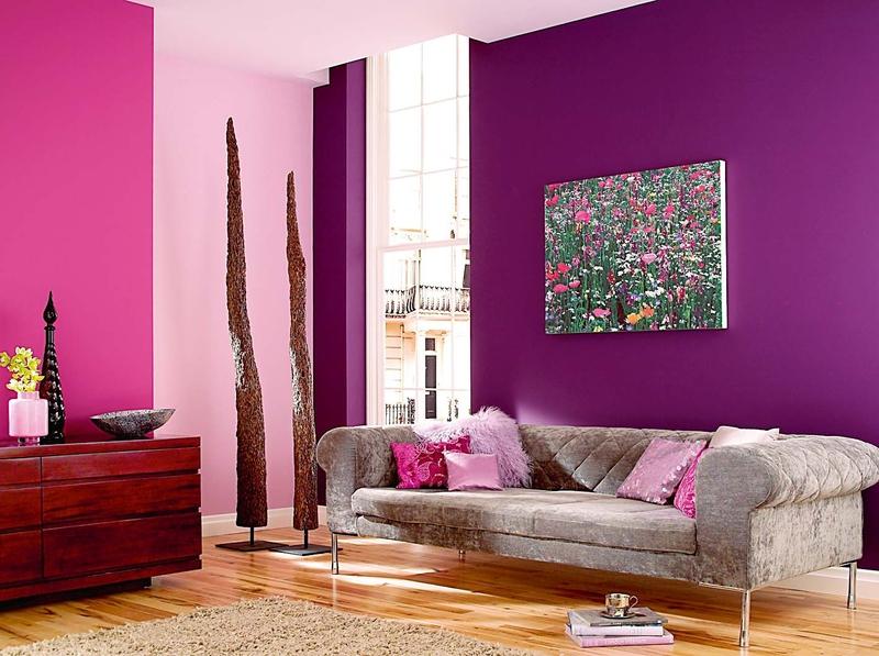 Выбор краски для стен фото4