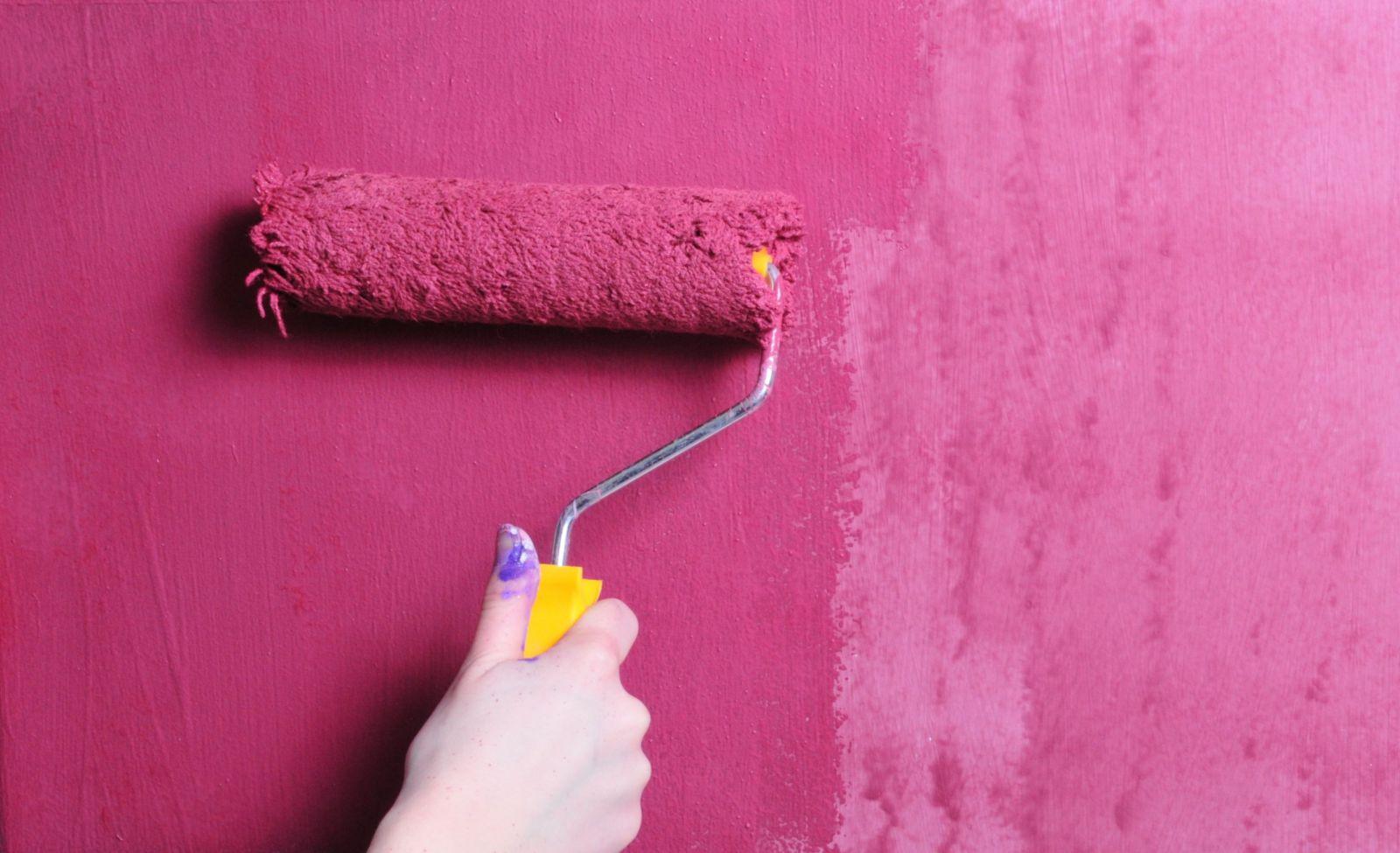 Выбор краски для стен фото