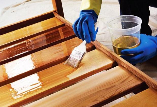 Обработка древесины фото2