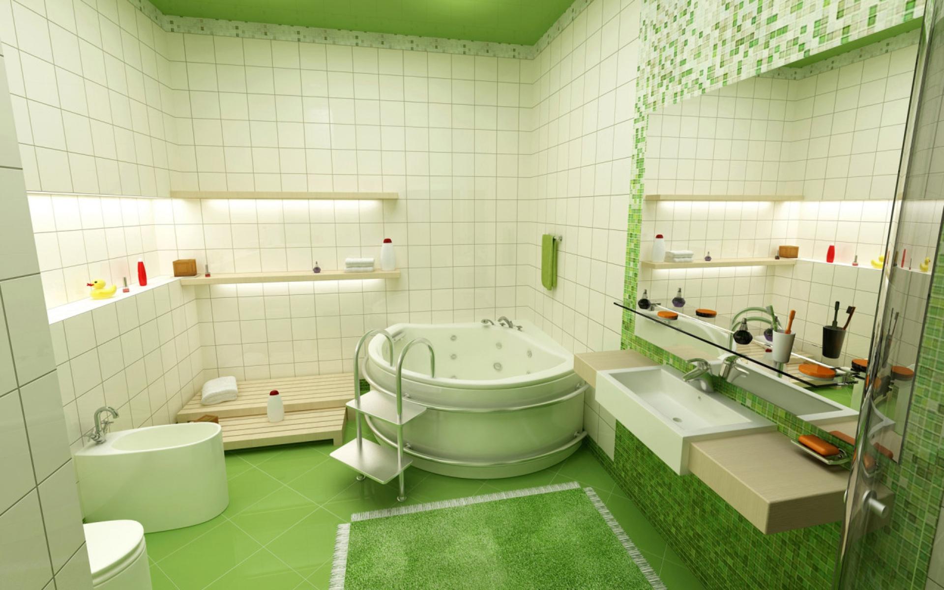 Дизайн ванной комнаты фото3