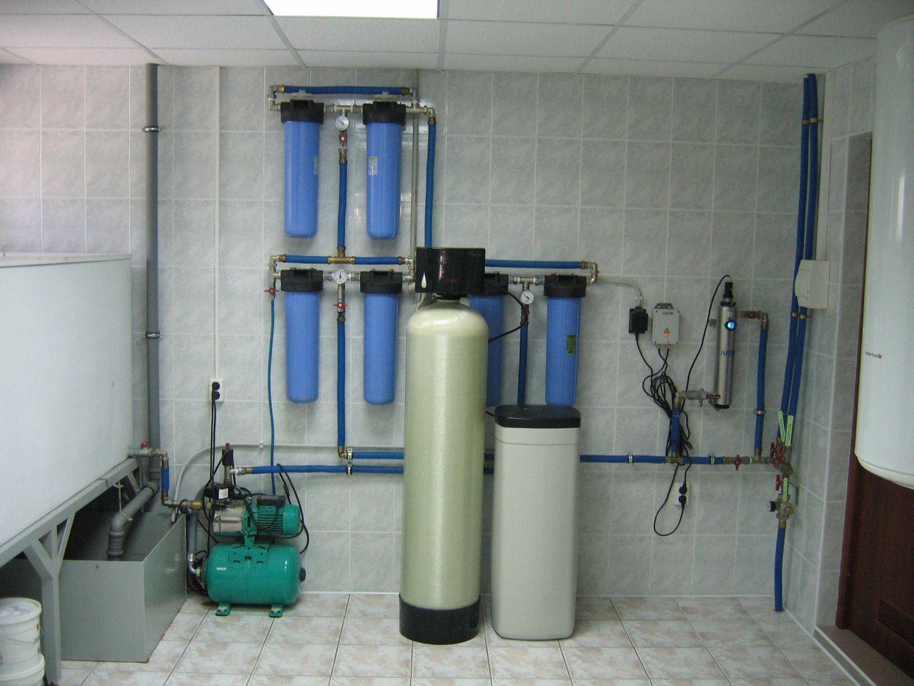 Очистка воды для коттеджа фото2