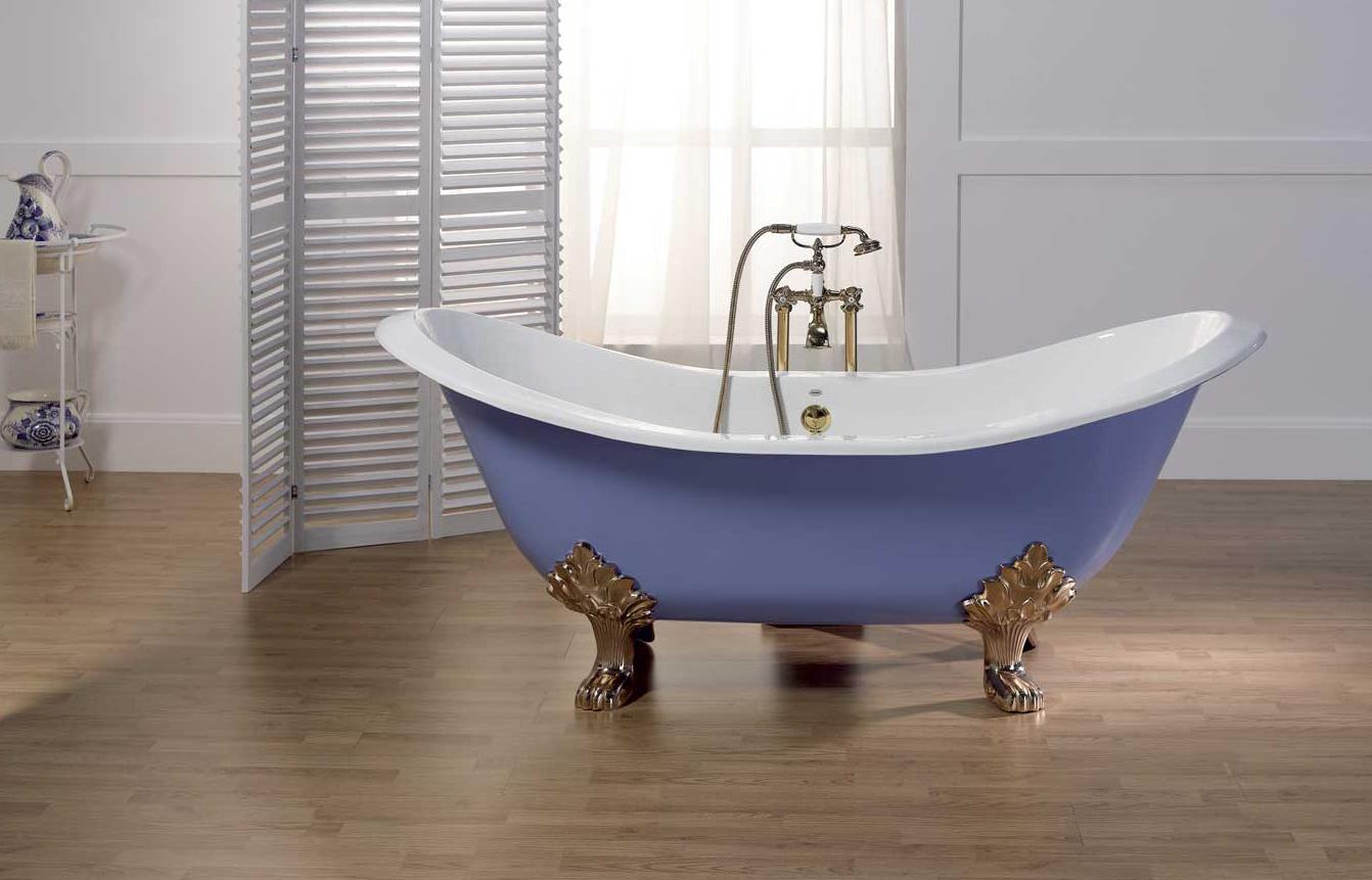 Чугунная ванна фото3