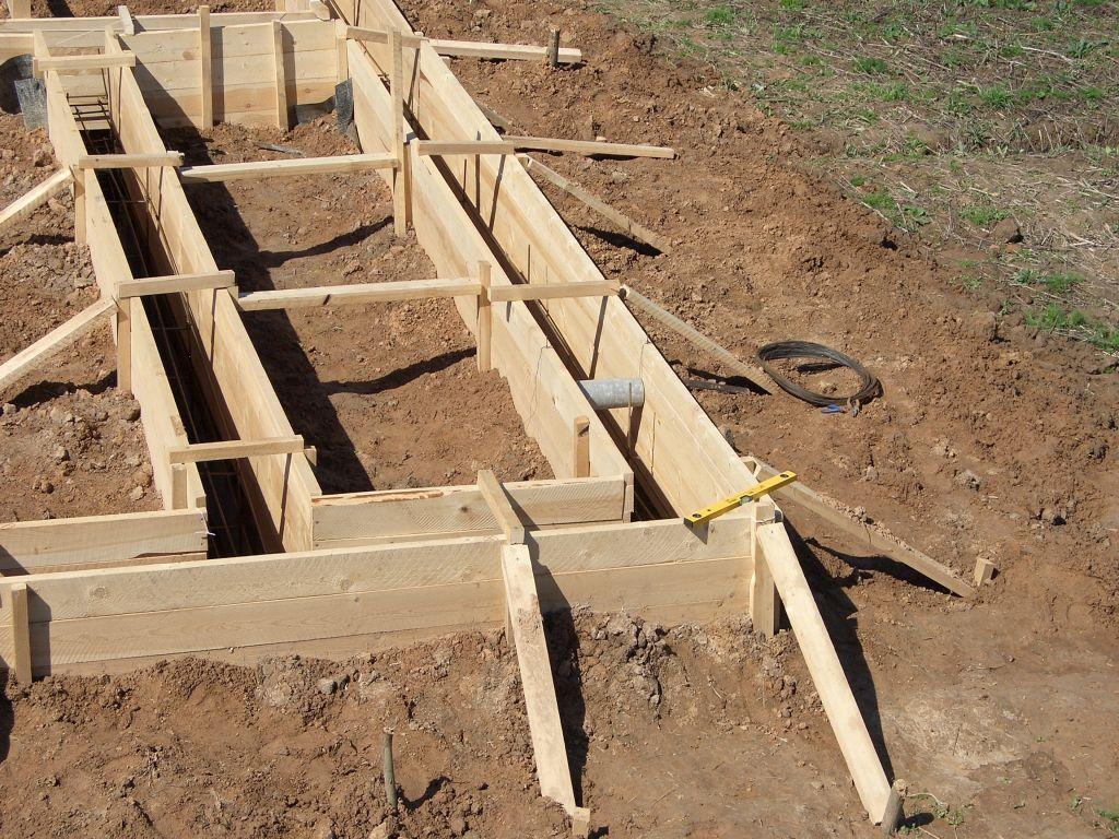Как построить опалубку своими руками 23