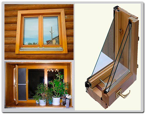 Финское окно своими руками