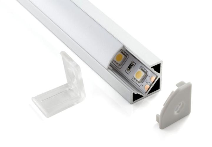Профиль для светодиодной ленты фото