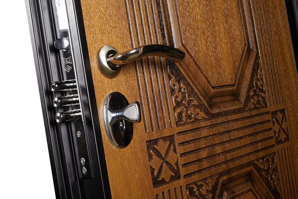 Входные металлические двери фото2