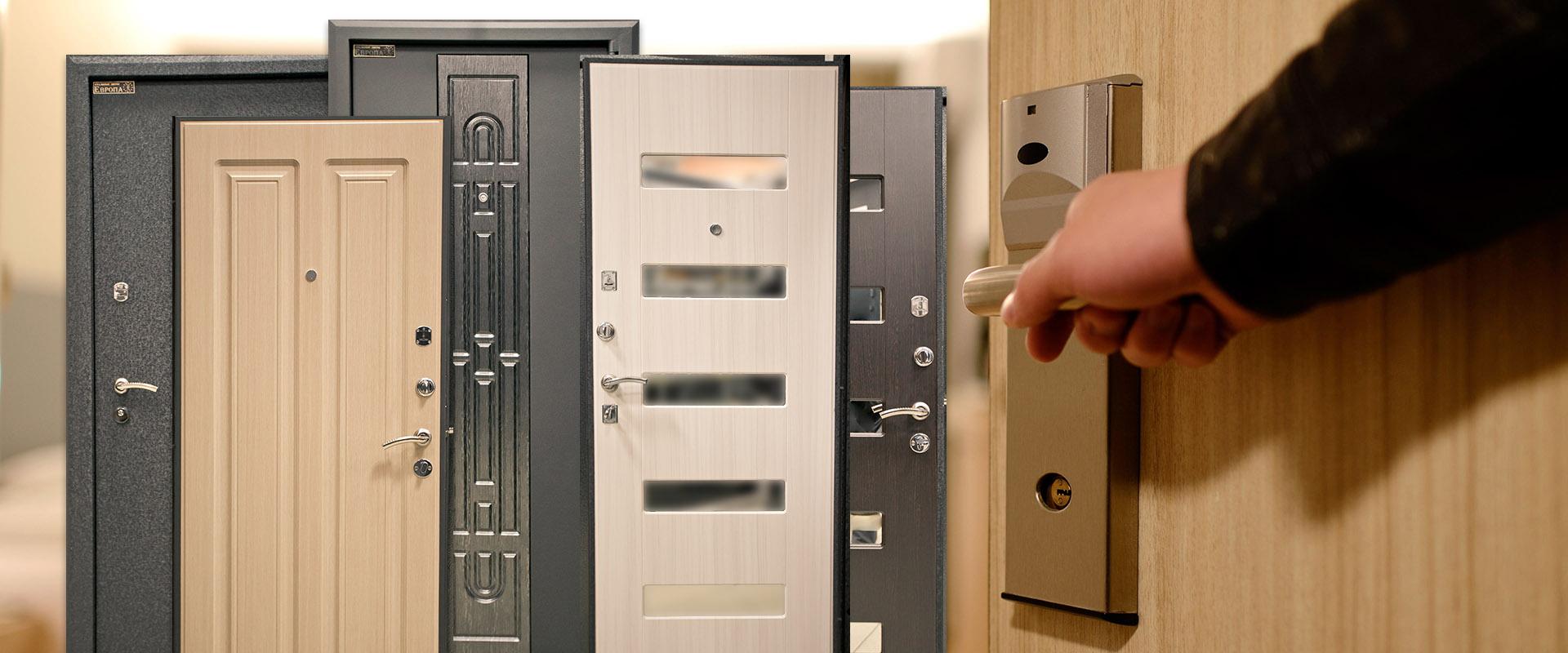 Входные металлические двери фото3