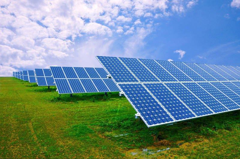 Строительство солнечных электростанций фото3