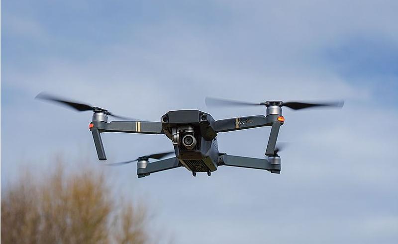 Зачем нужен дрон
